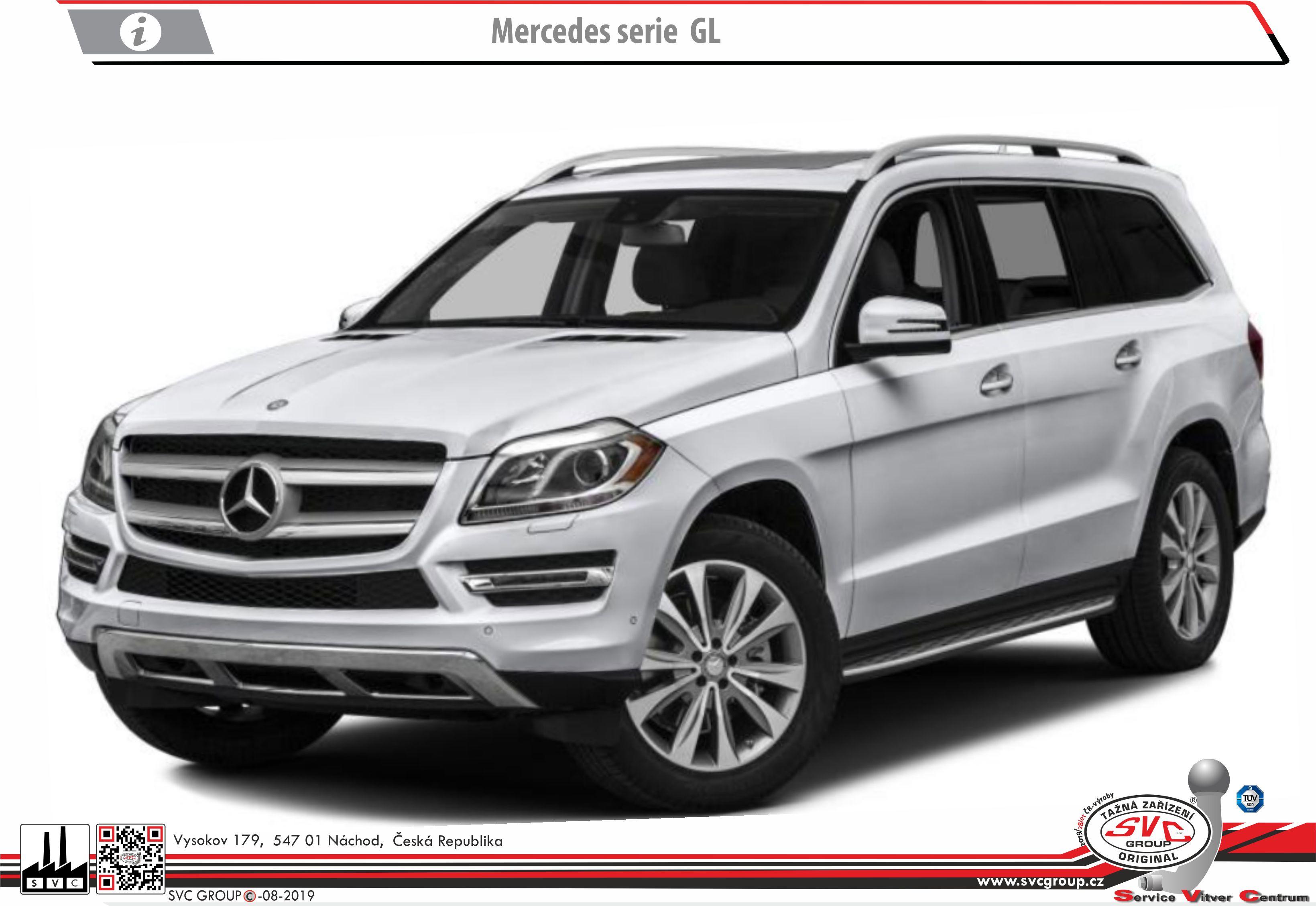 Mercedes GLE SUV