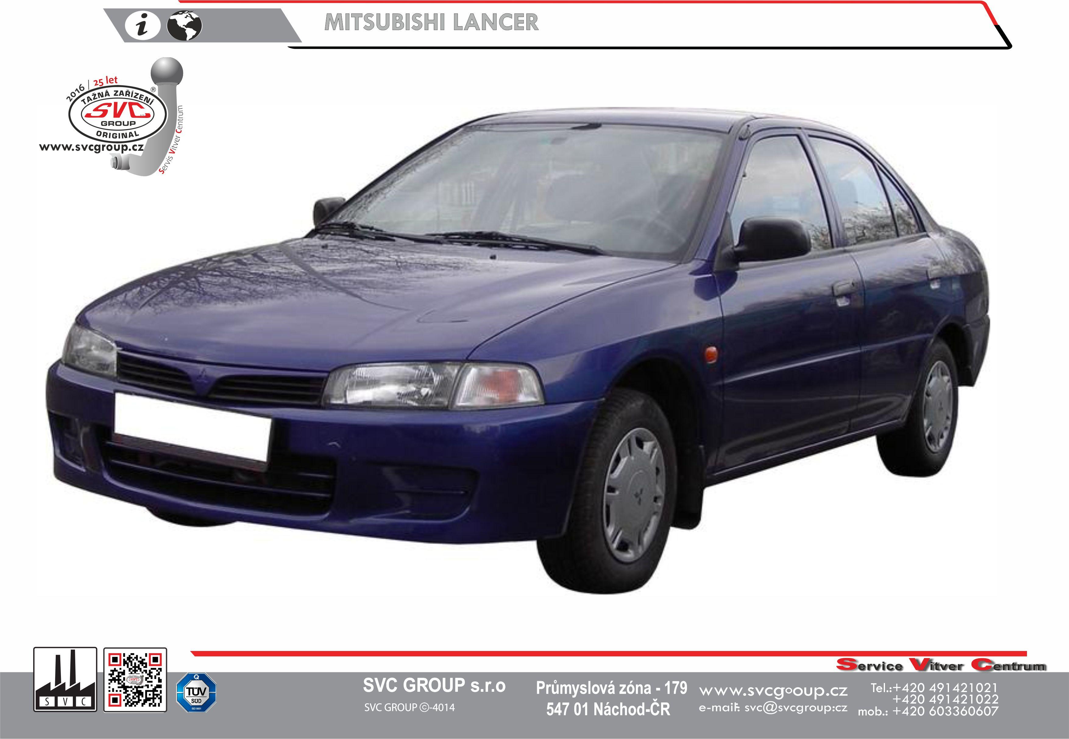 Mitsubishi Lancer Sedan