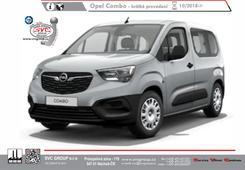Opel Combo E - Bus/Dodávka Cargo / Cargo VAN (krátky typ vozu délka vozu 4400mm) Kód vozu: E Rok výroby: 10/2018-> Výrobce tažných zařízení SVC GROUP