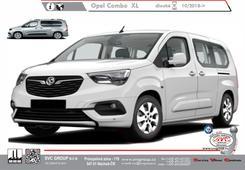 Opel Combo 10/2018->