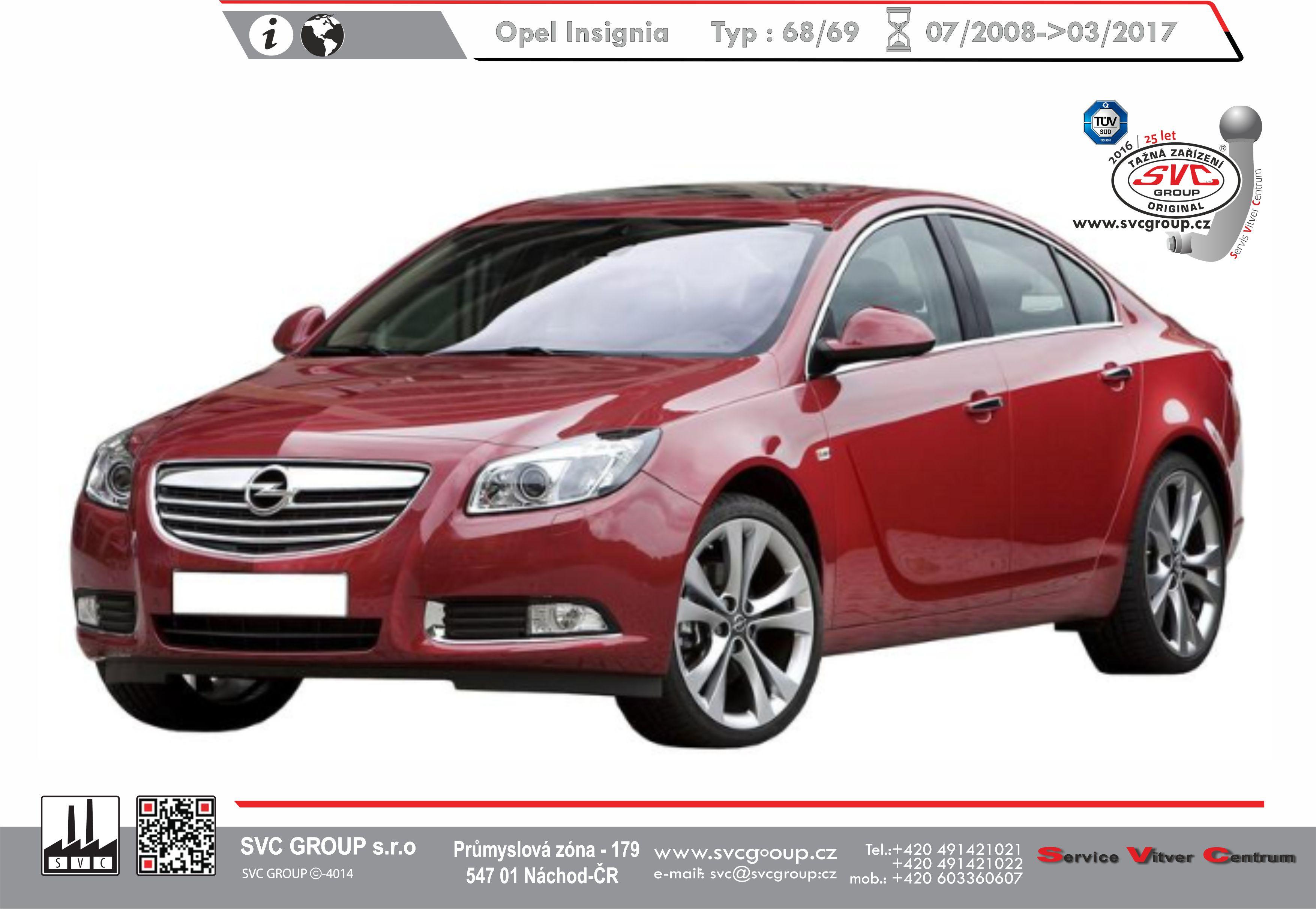 Opel Insignia Hatchback/Liftback