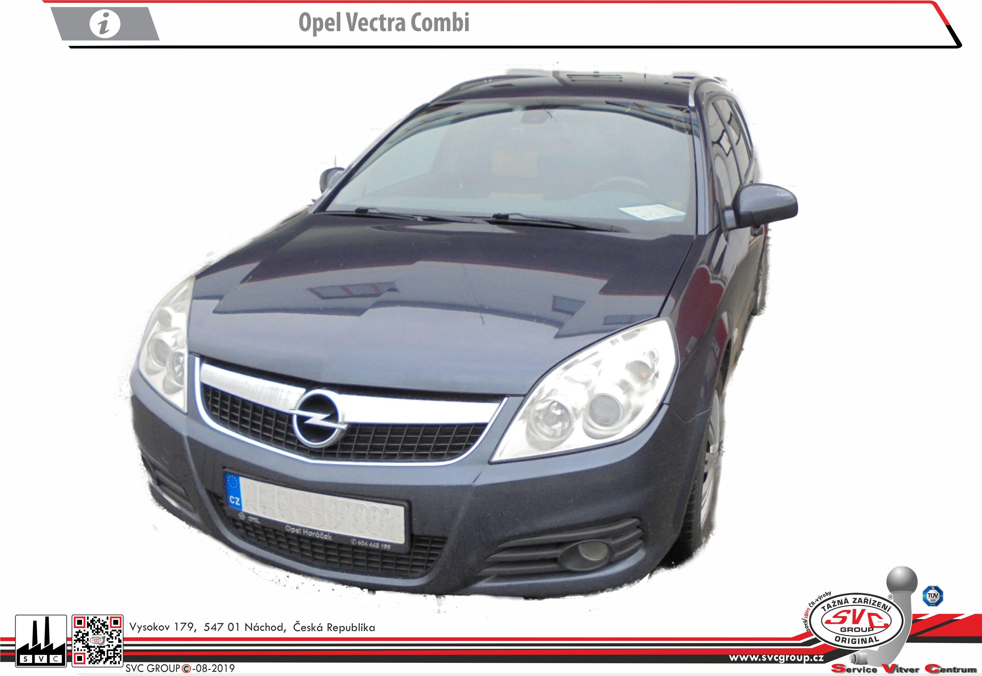 Opel Vectra C - Kombi