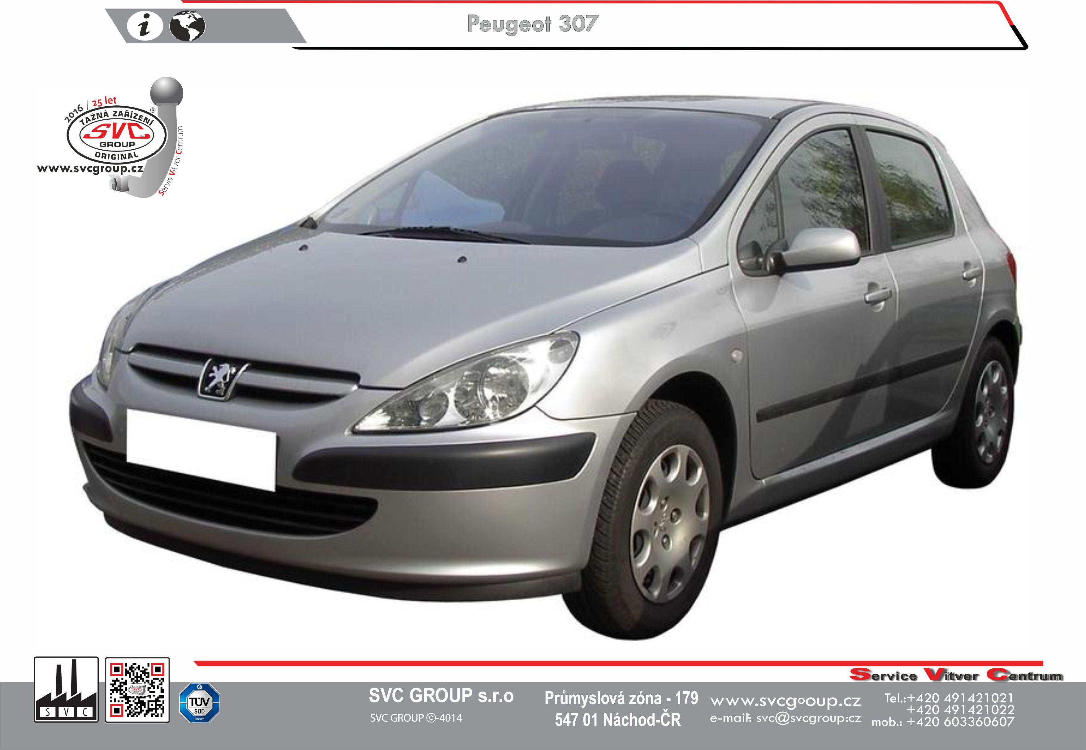 Peugeot 307 Hatchback