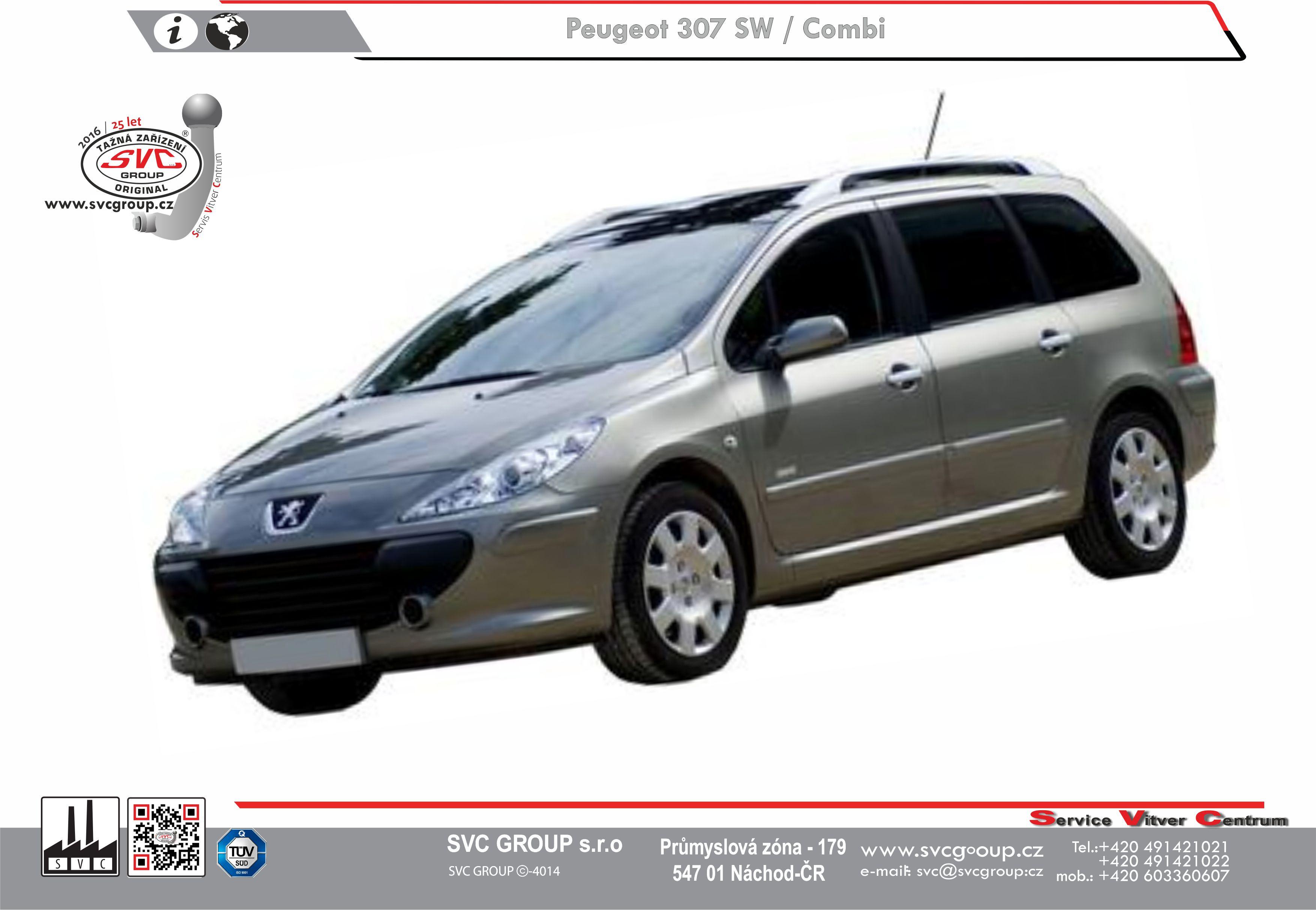Peugeot 307 Kombi