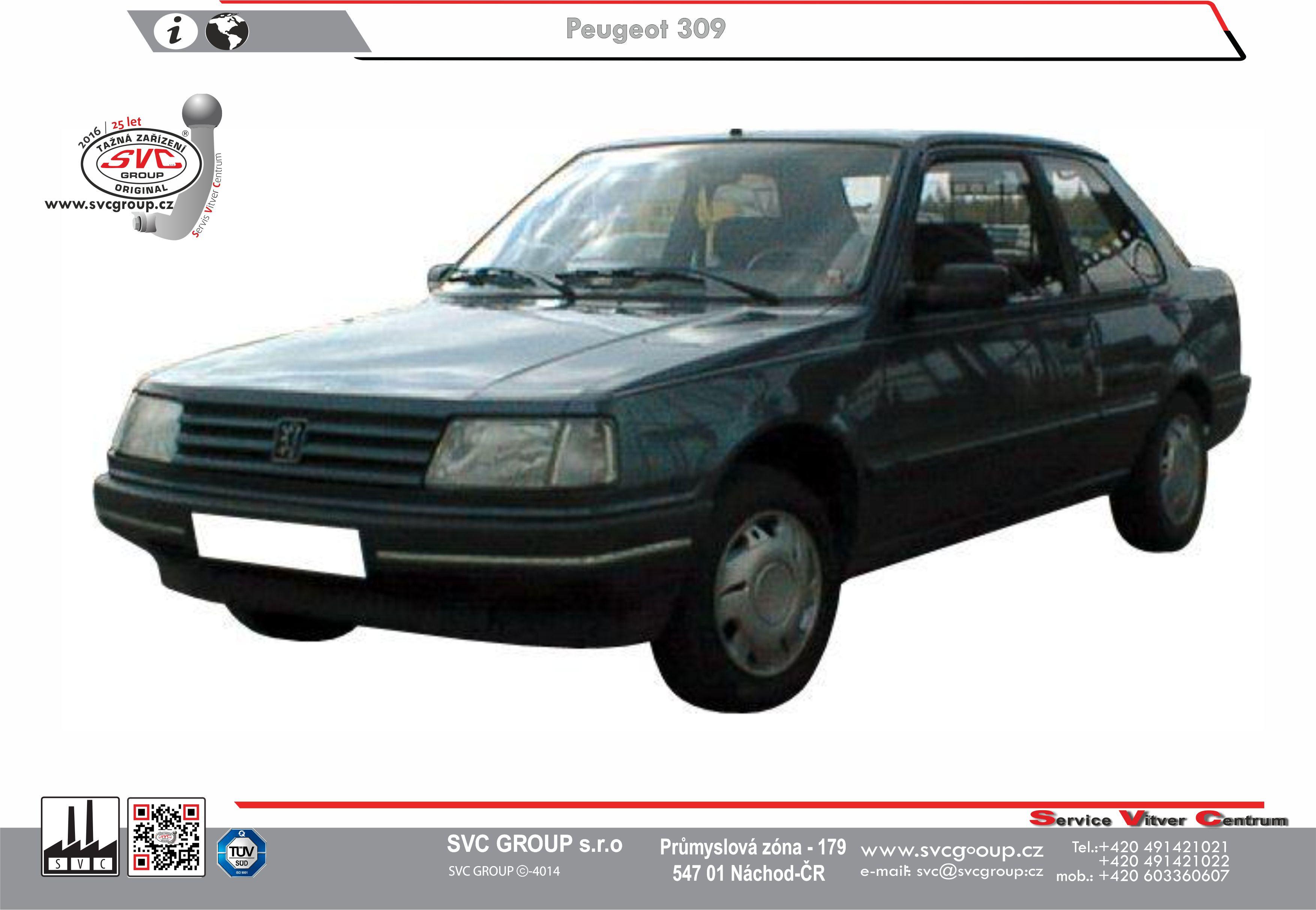 Peugeot 309 Hatchback