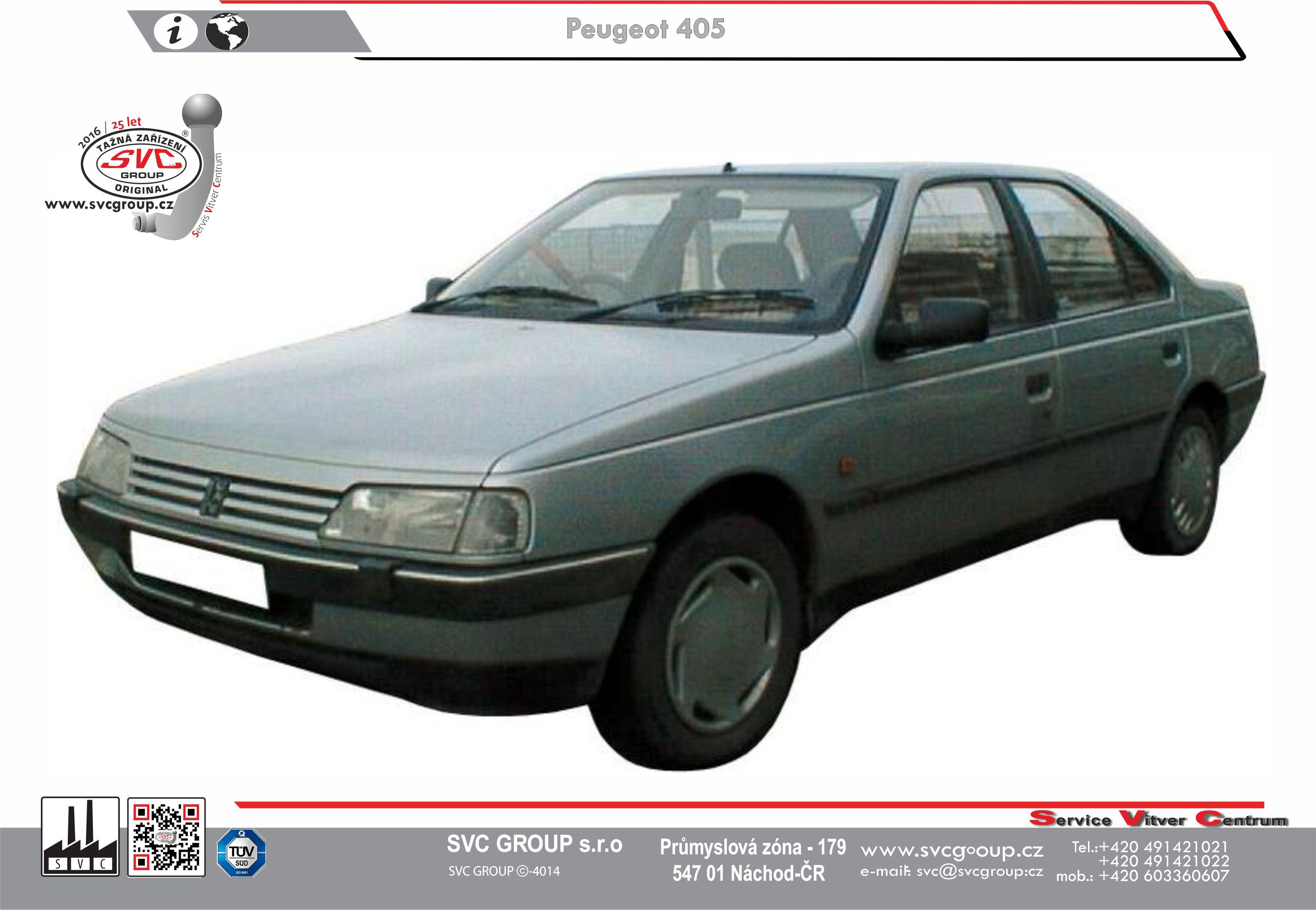 Peugeot 405 Sedan