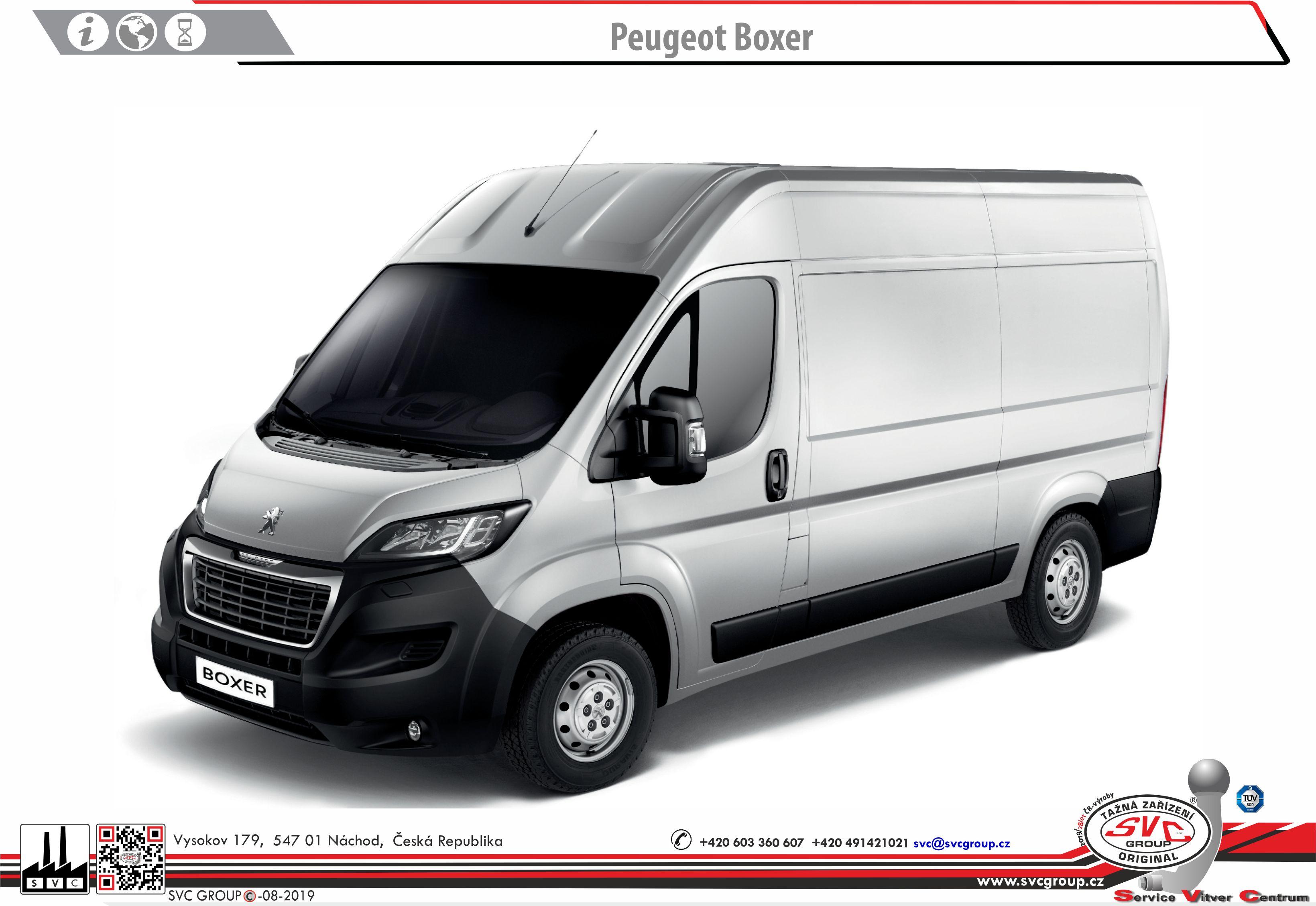 Peugeot Boxer Dodávka / Bus