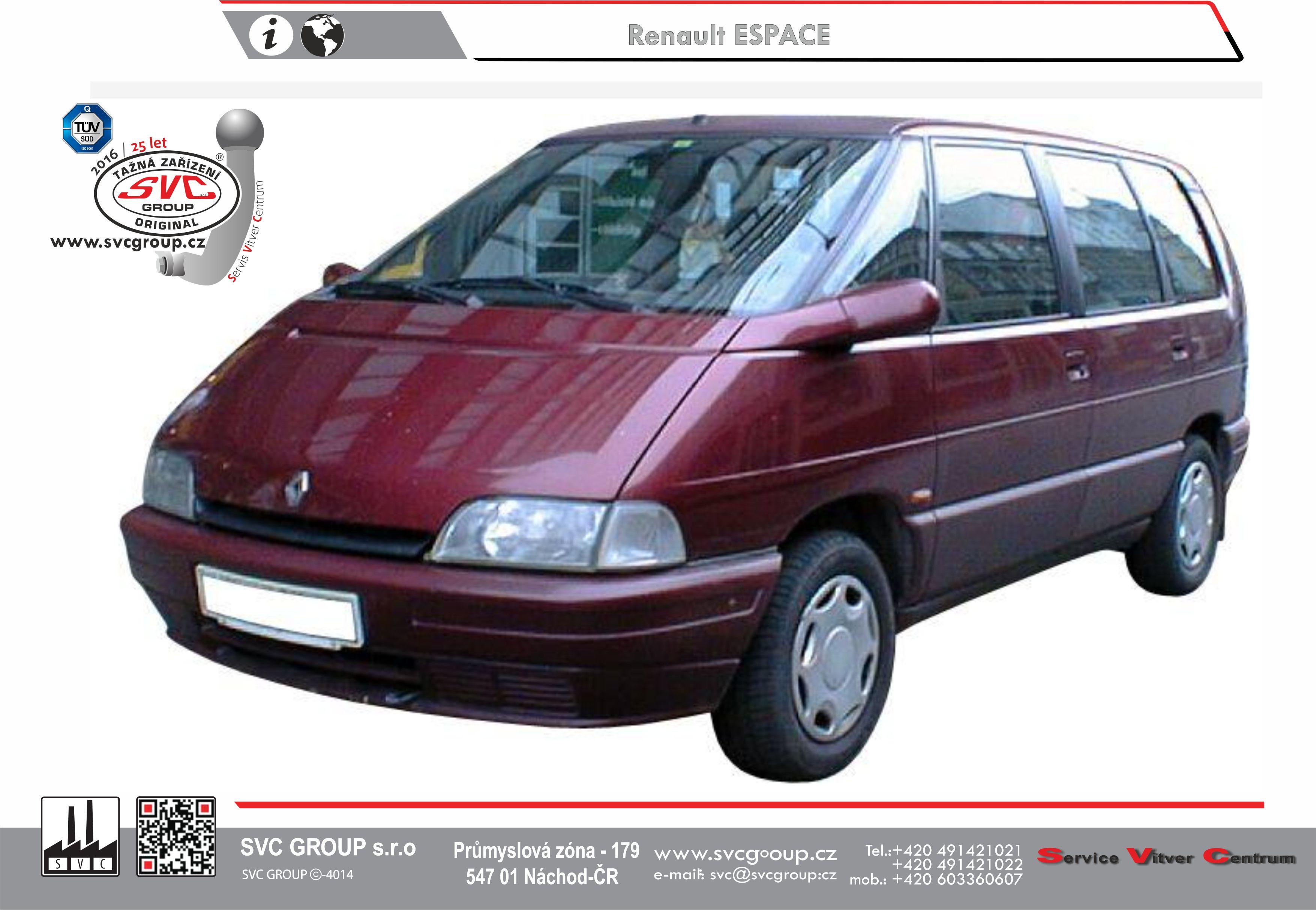 Renault Espace Grand Typ III