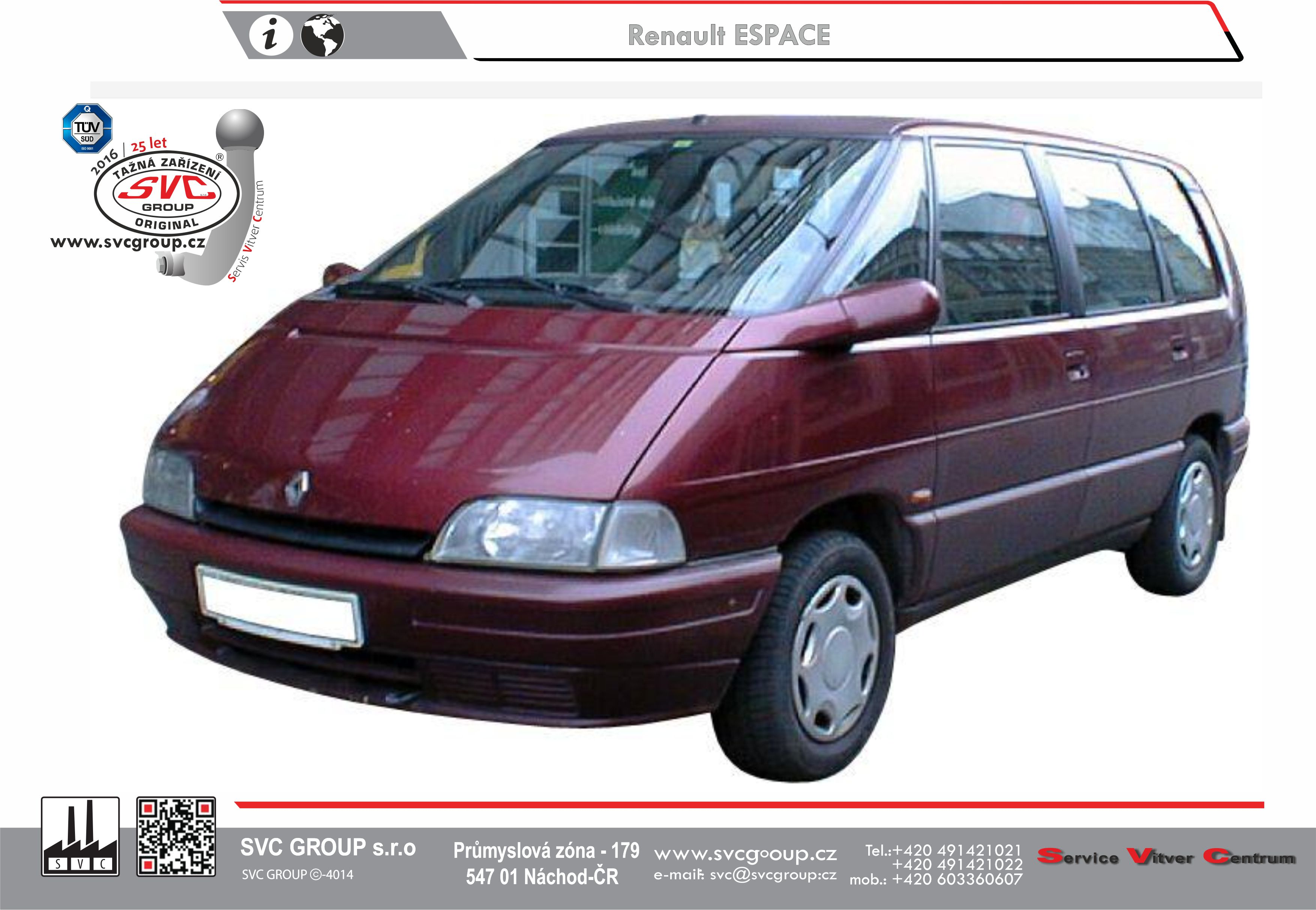 Renault Espace Typ II