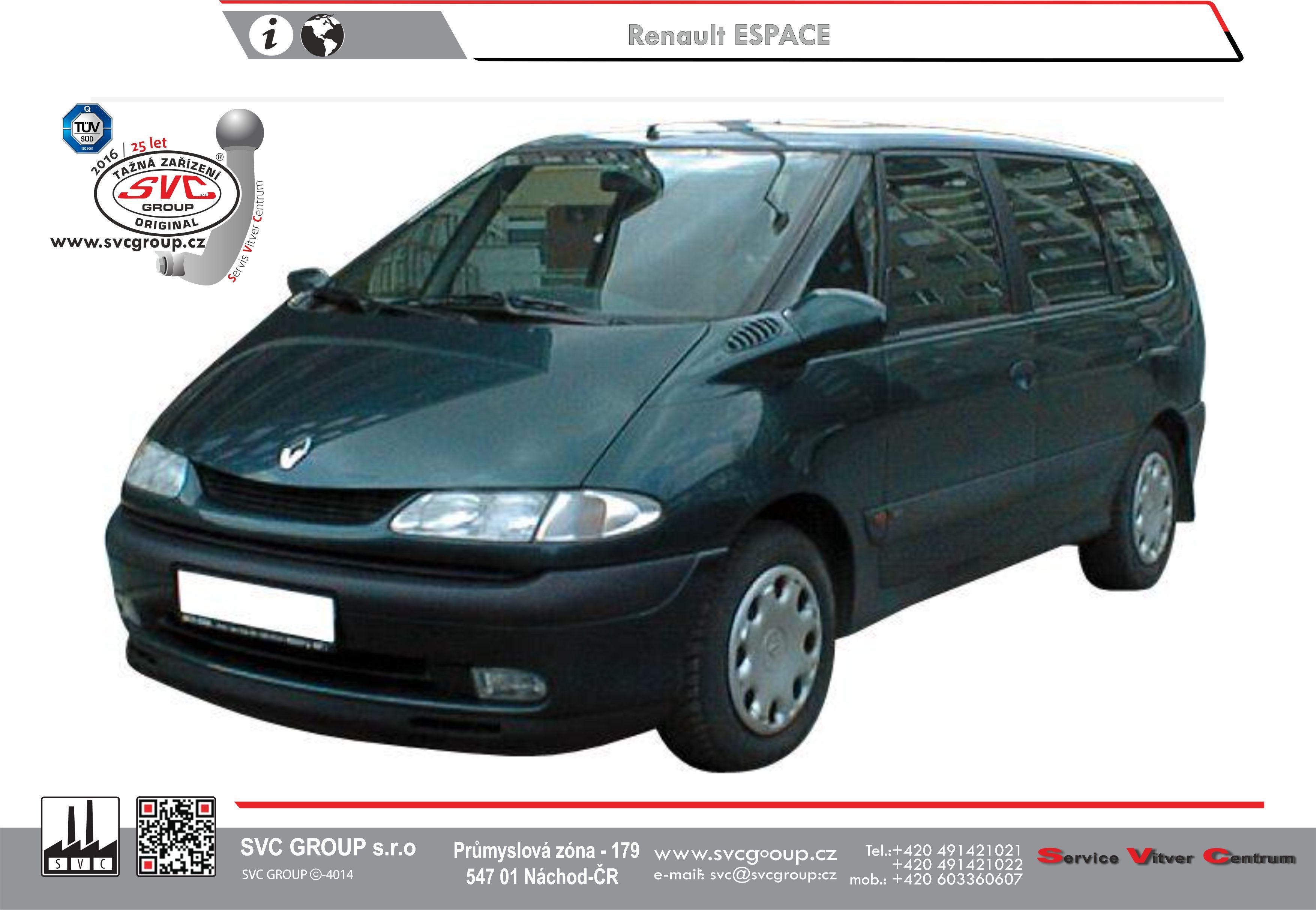 Renault Espace Typ III