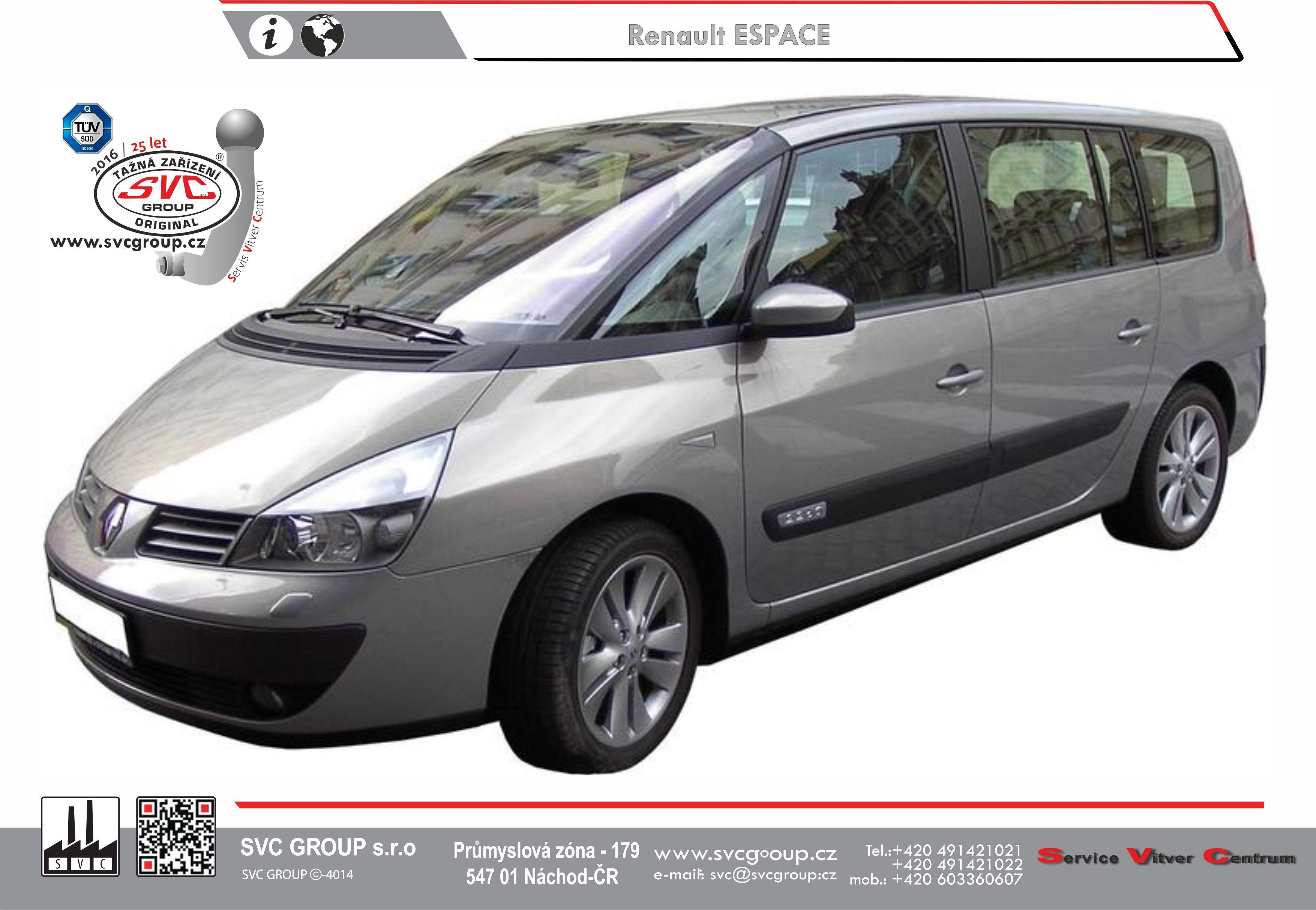 Renault Espace Grand Typ IV