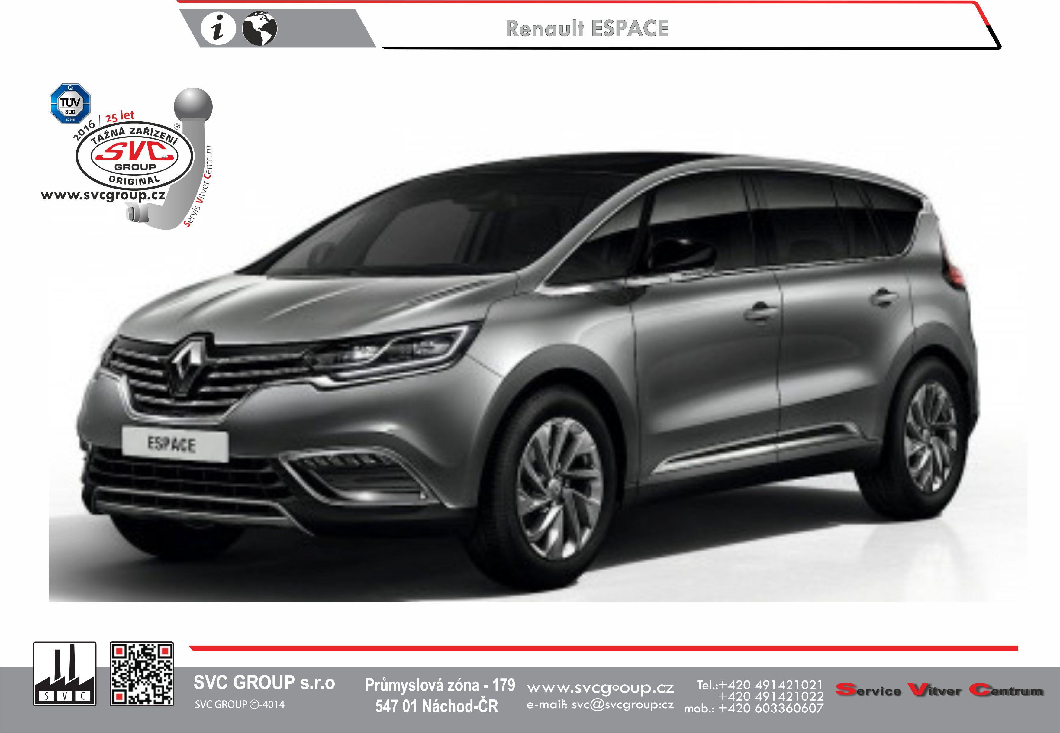 Renault Espace Grand Typ V