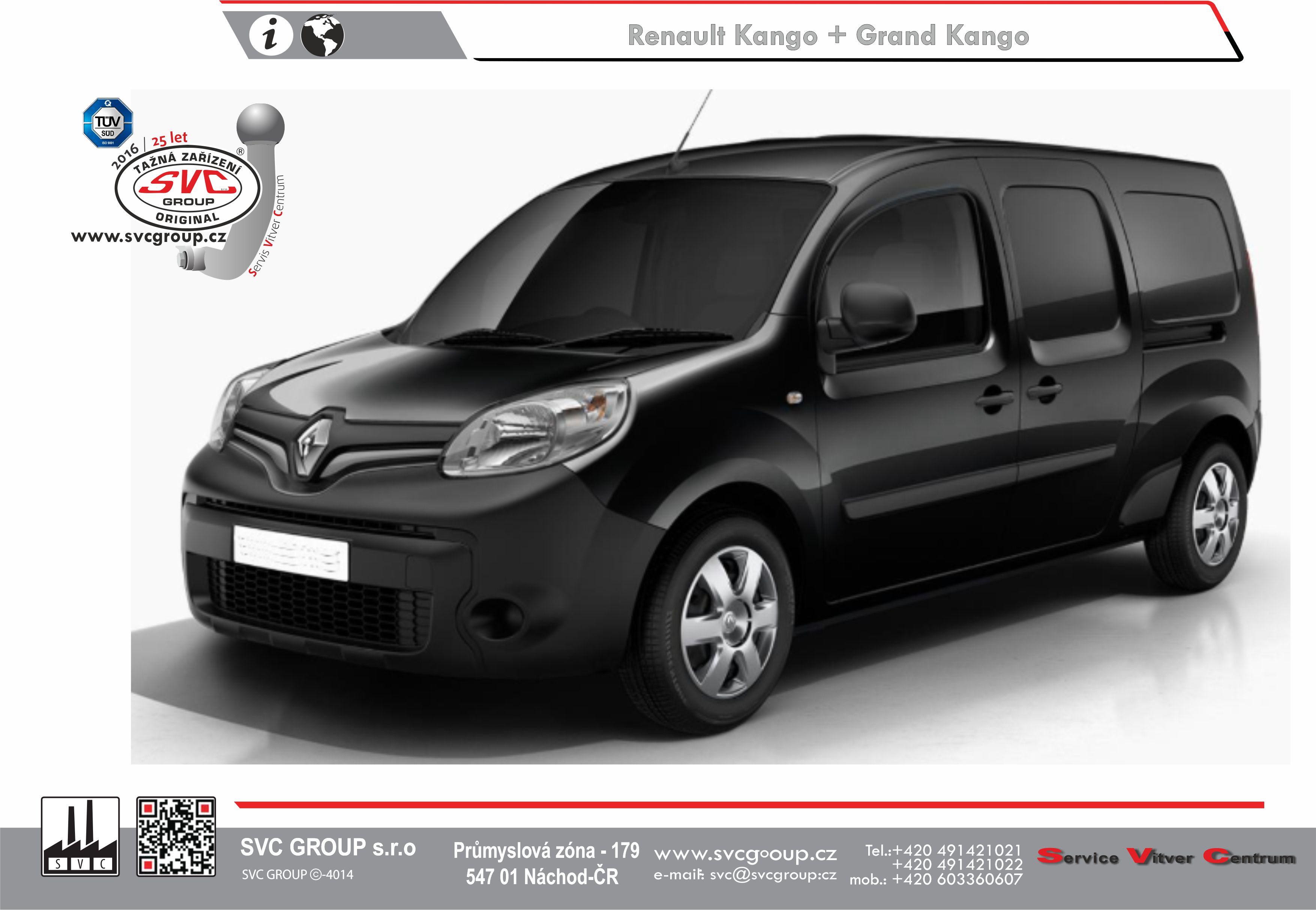 Renault Kangoo Typ II