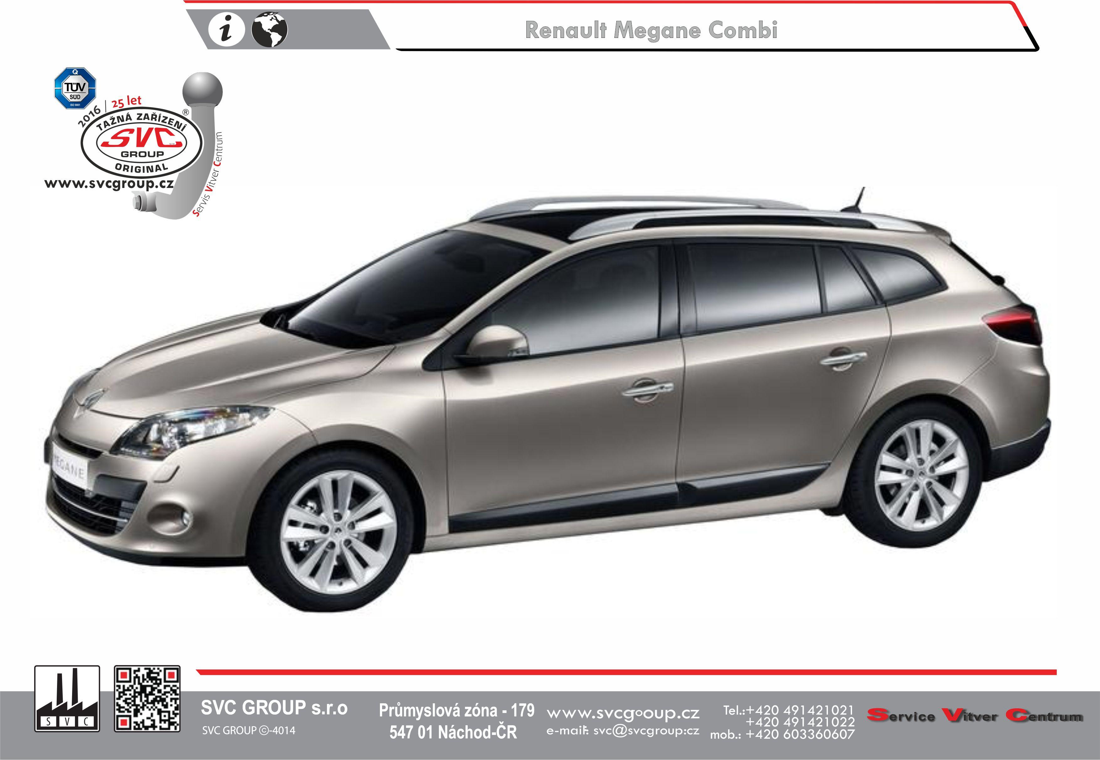 Renault Megane Kombi