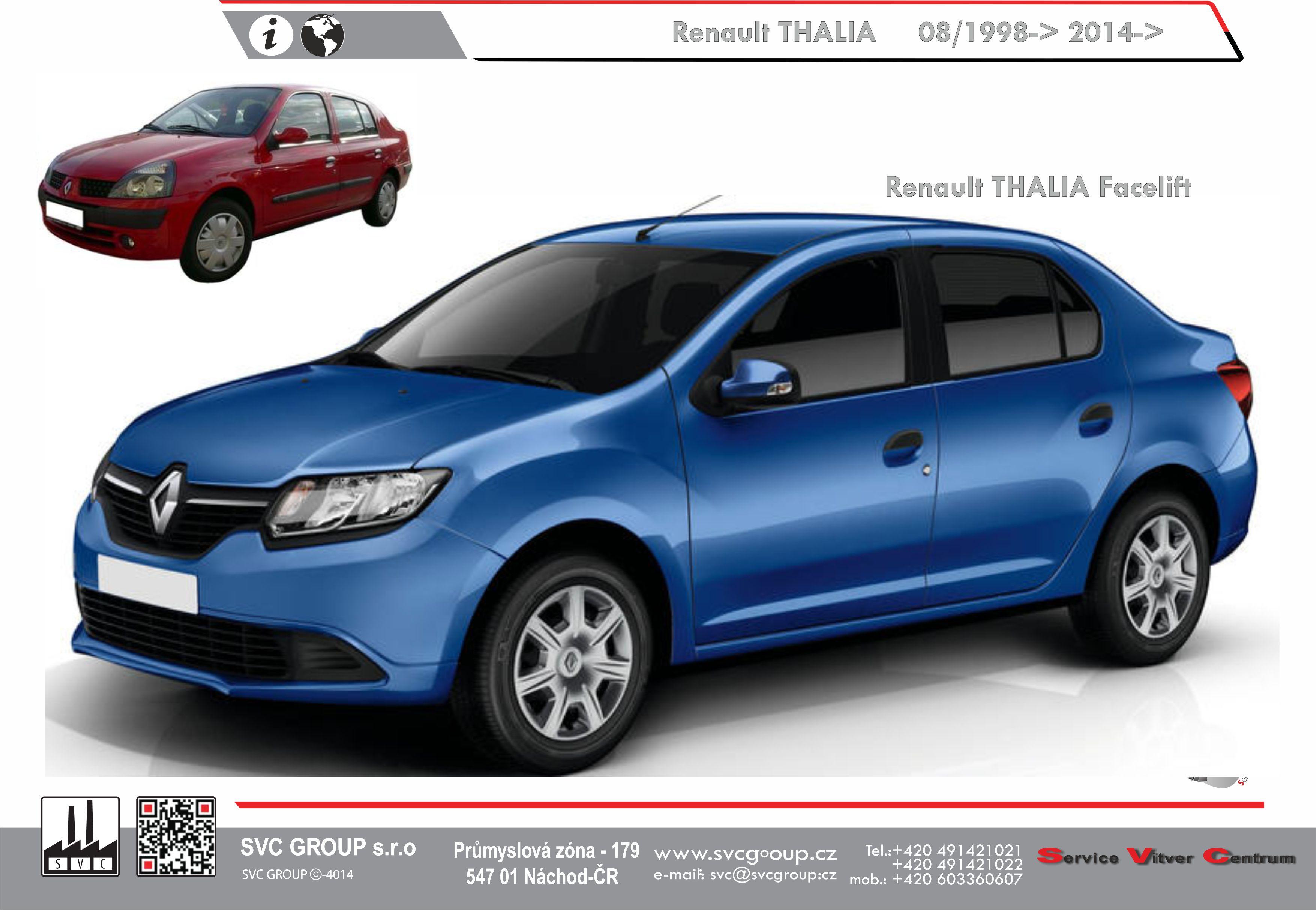 Renault Thalia Sedan