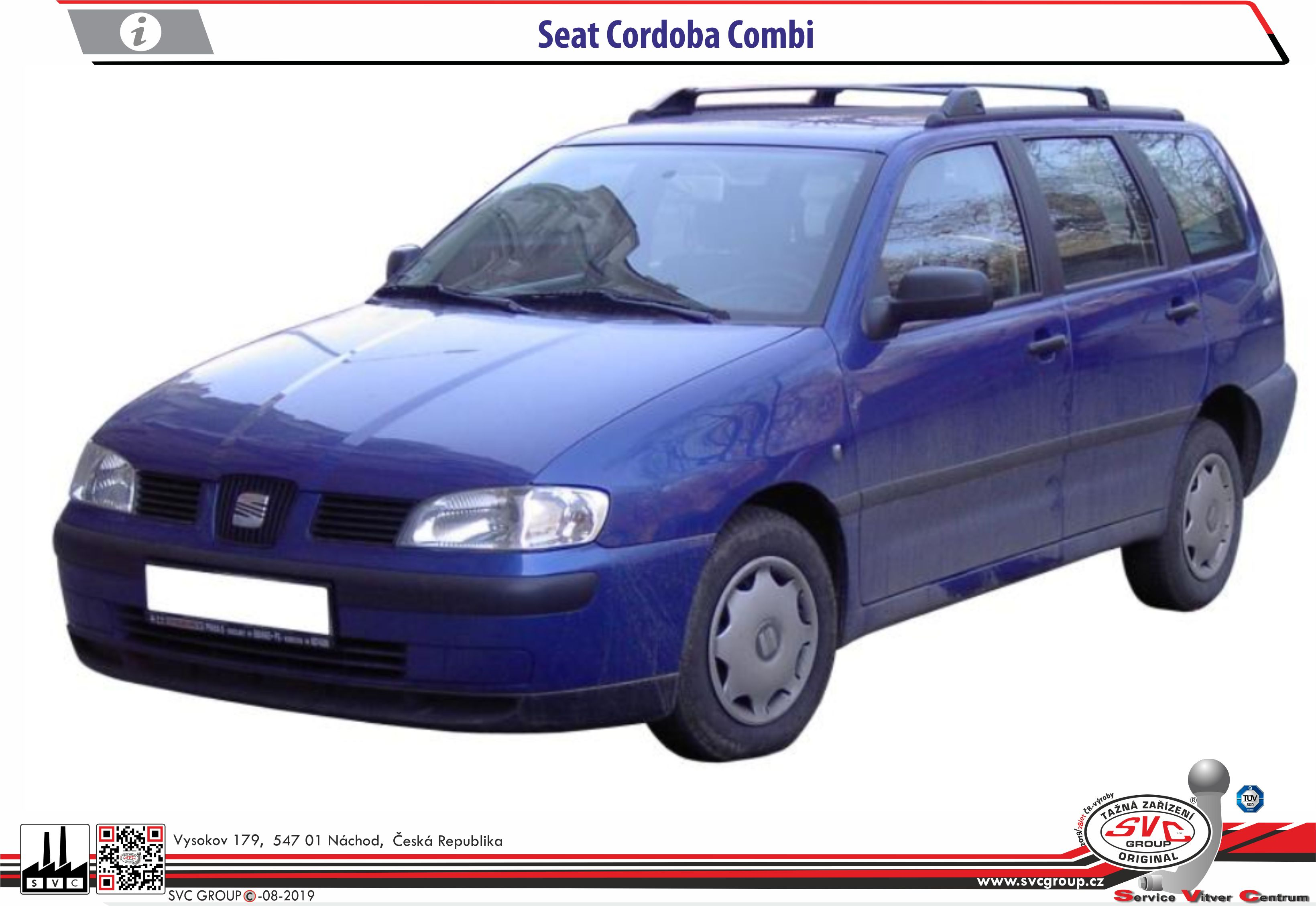 Seat Cordoba Kombi