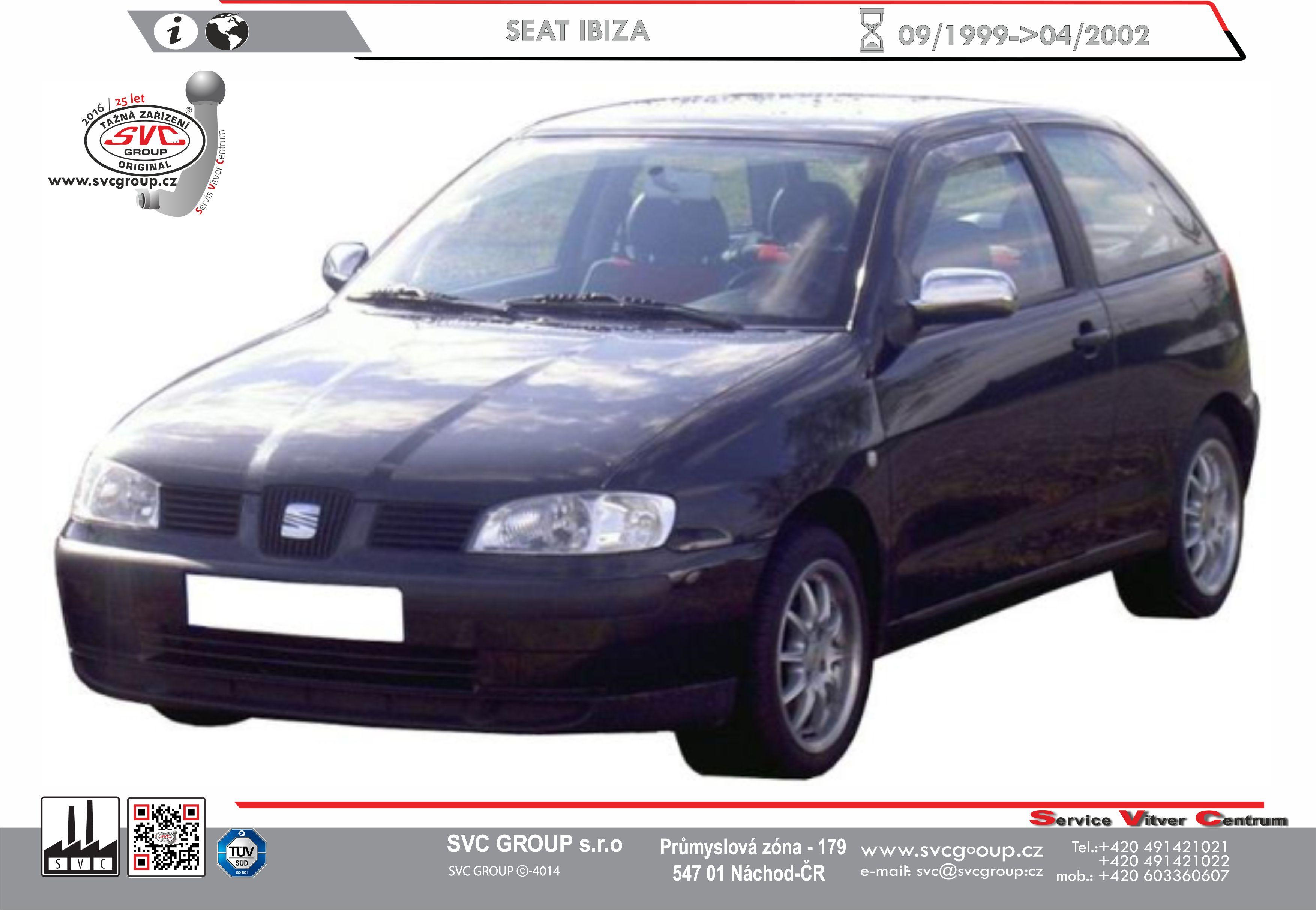 Seat Ibiza Hatchback