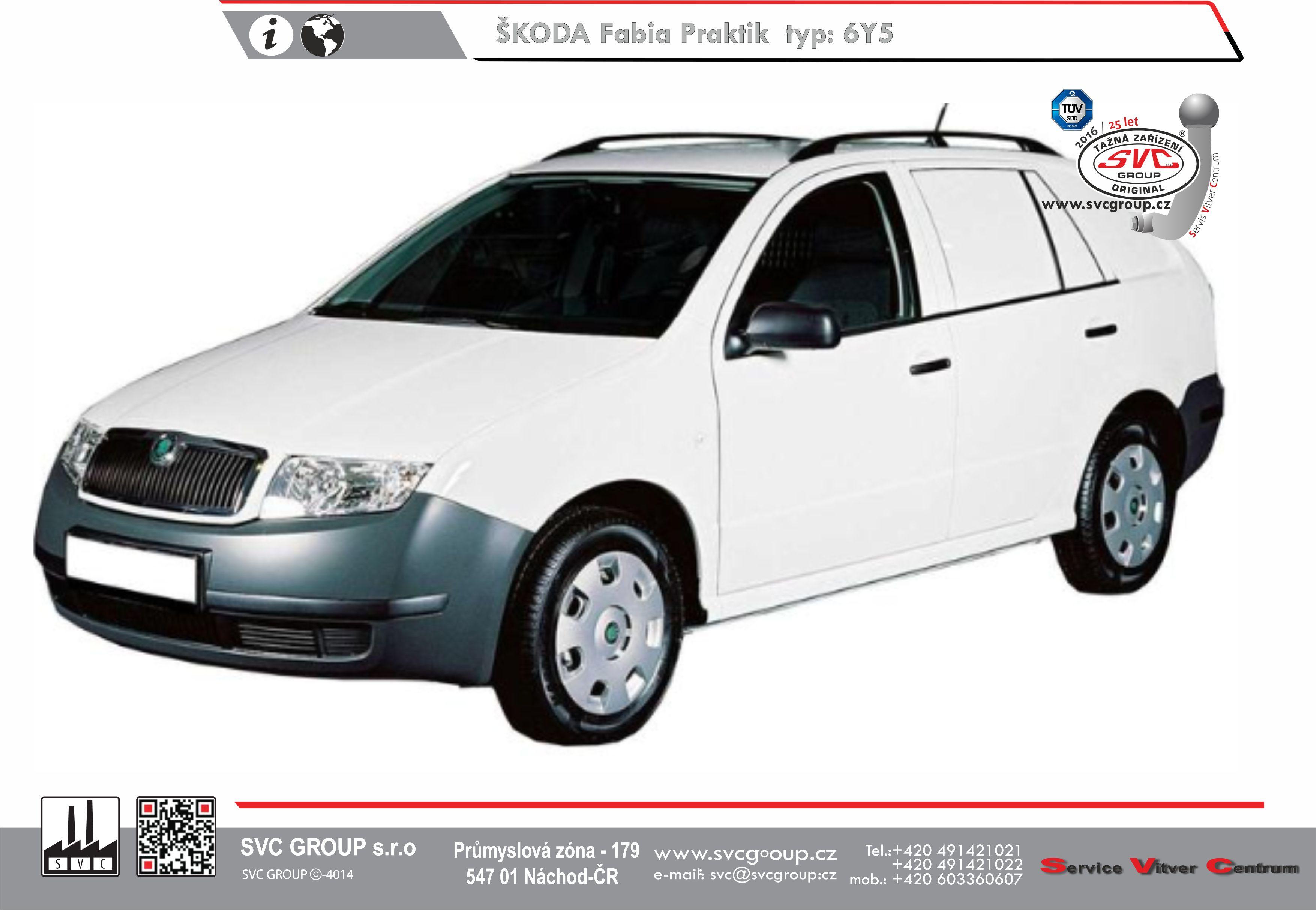 Škoda Fabia Praktik