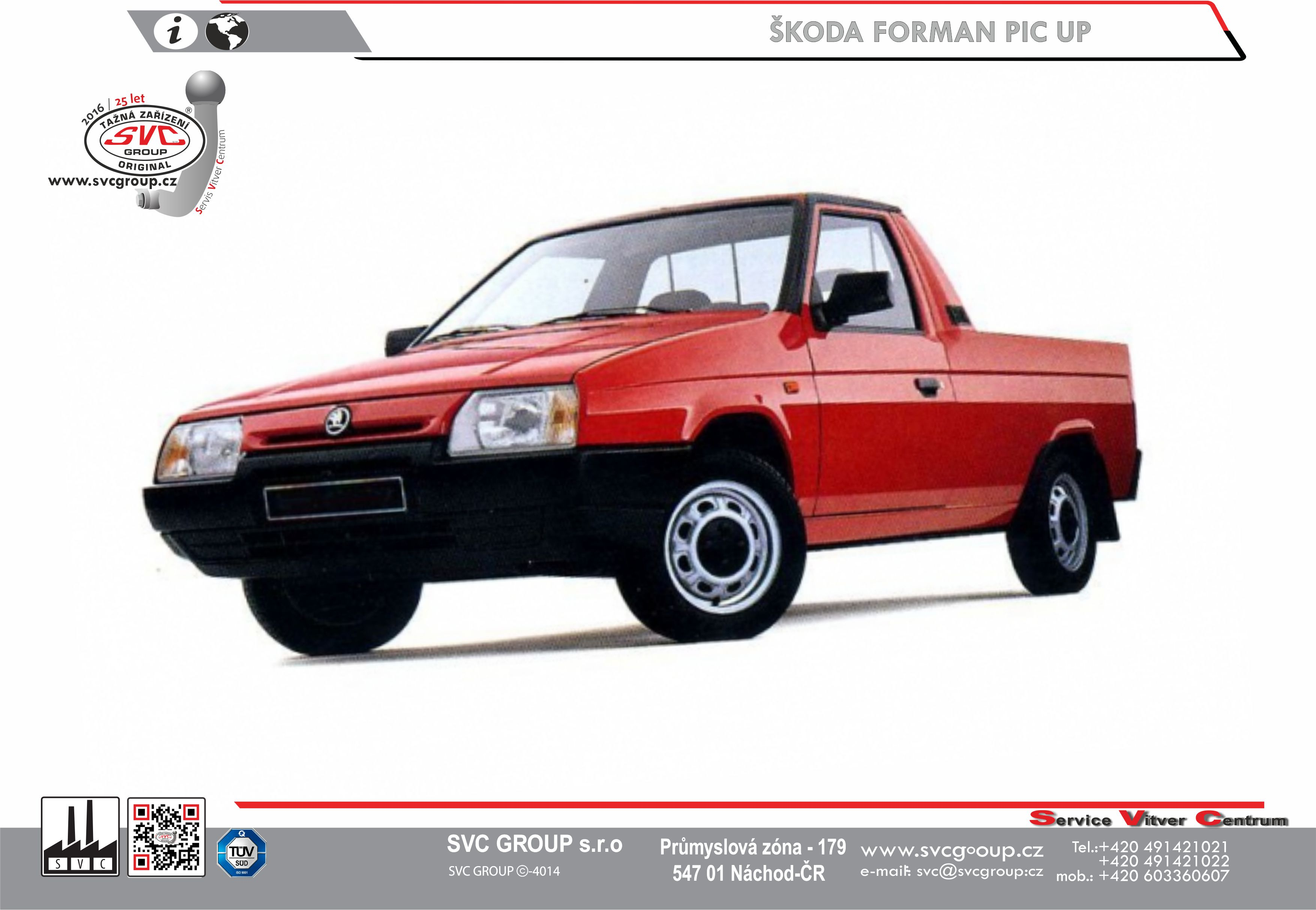 Škoda Favorit Pick-up