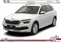 Škoda Kamiq 08/2019->