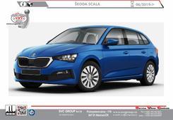 Škoda Scala 6/2019->