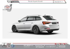 Škoda Superb Combi tažné zařízení   Rok výroby: 06/ 2019 -> Výrobce tažných zařízení SVC Group