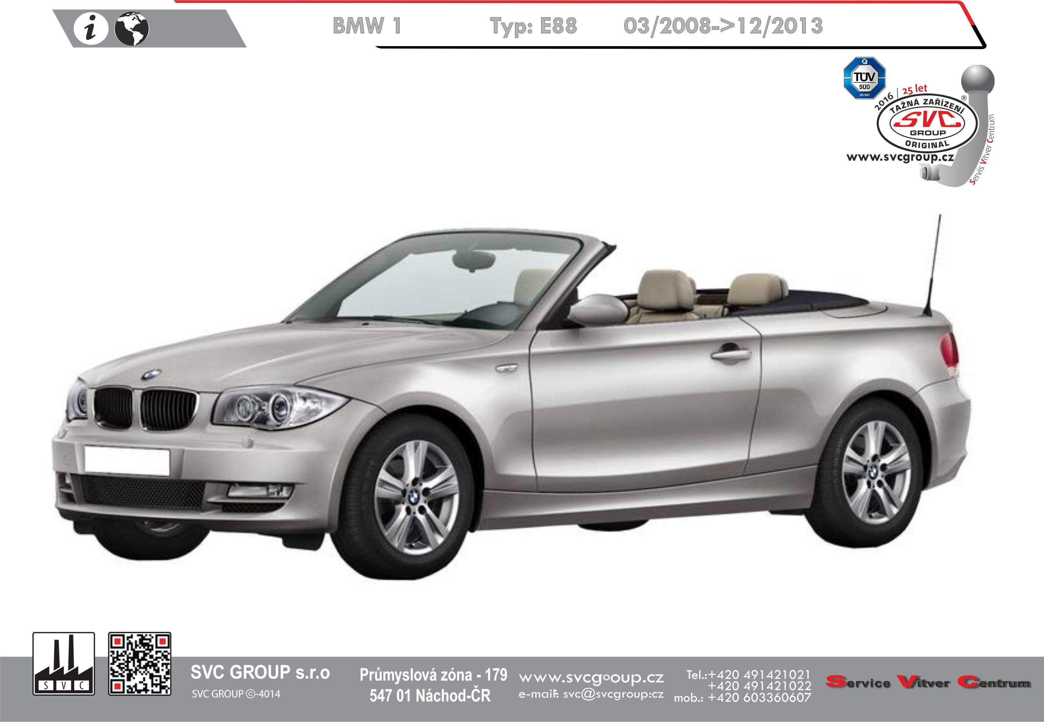 BMW 1 Série Kabriolet
