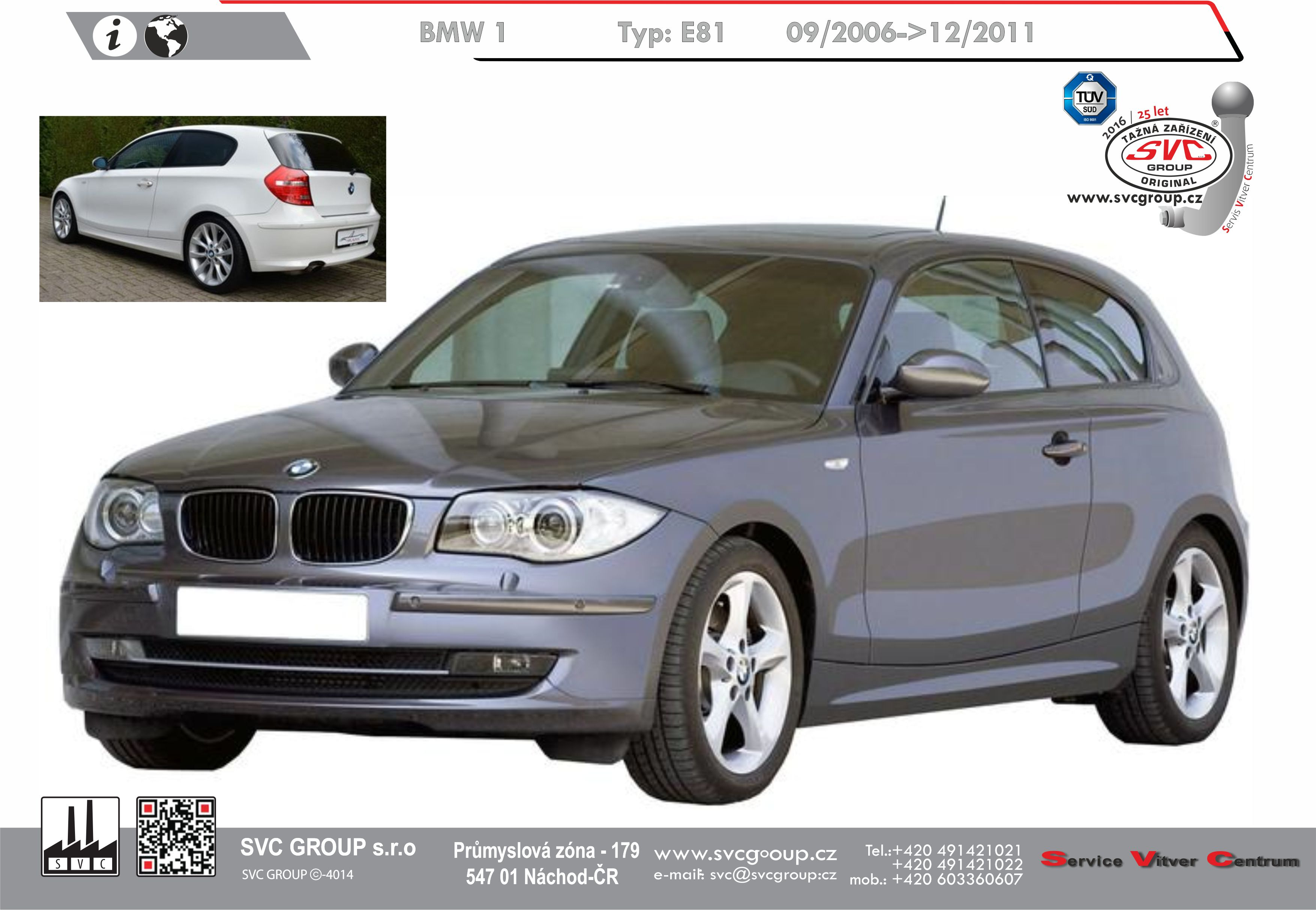 BMW 1 Série Hatchback 3-dveře