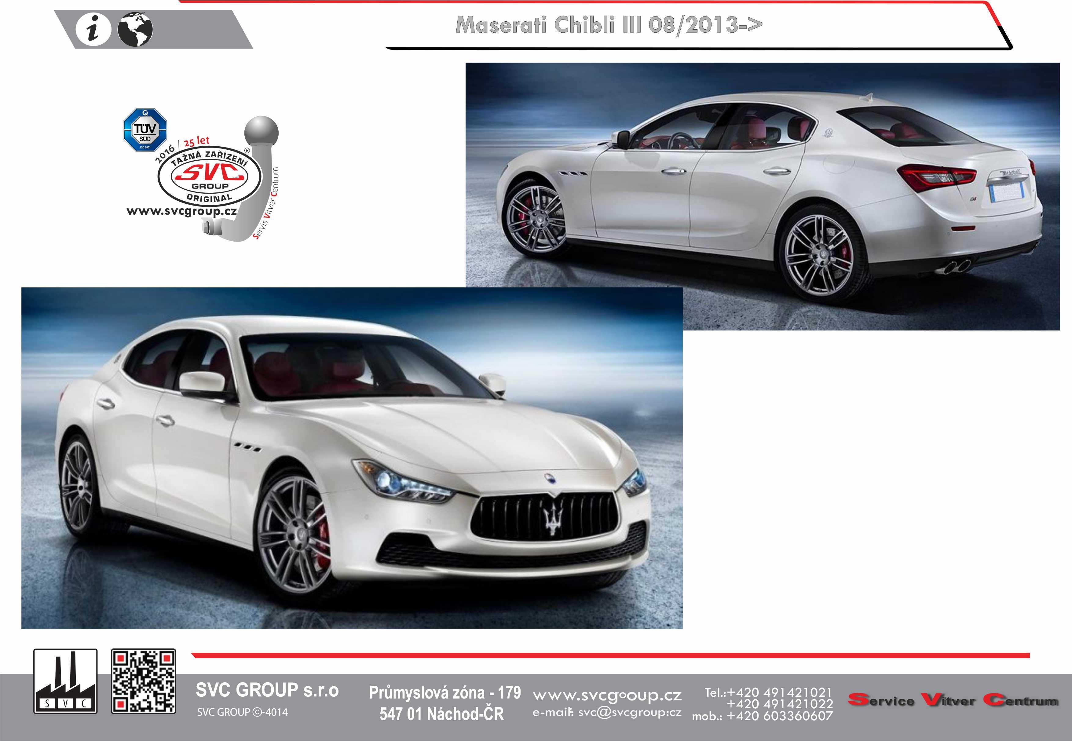 Maserati Chibli III