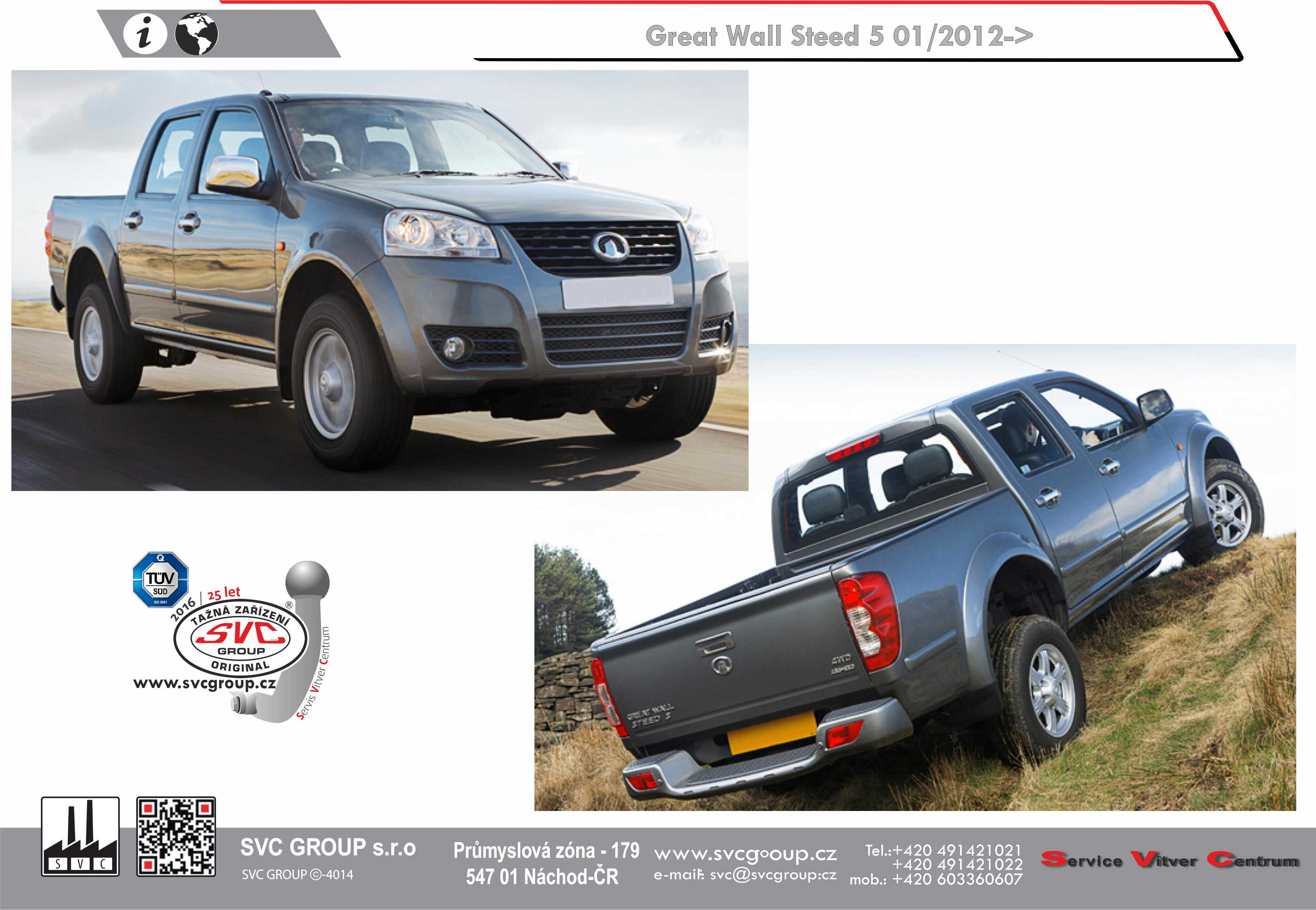 Great Wall Steed 5 pick-up