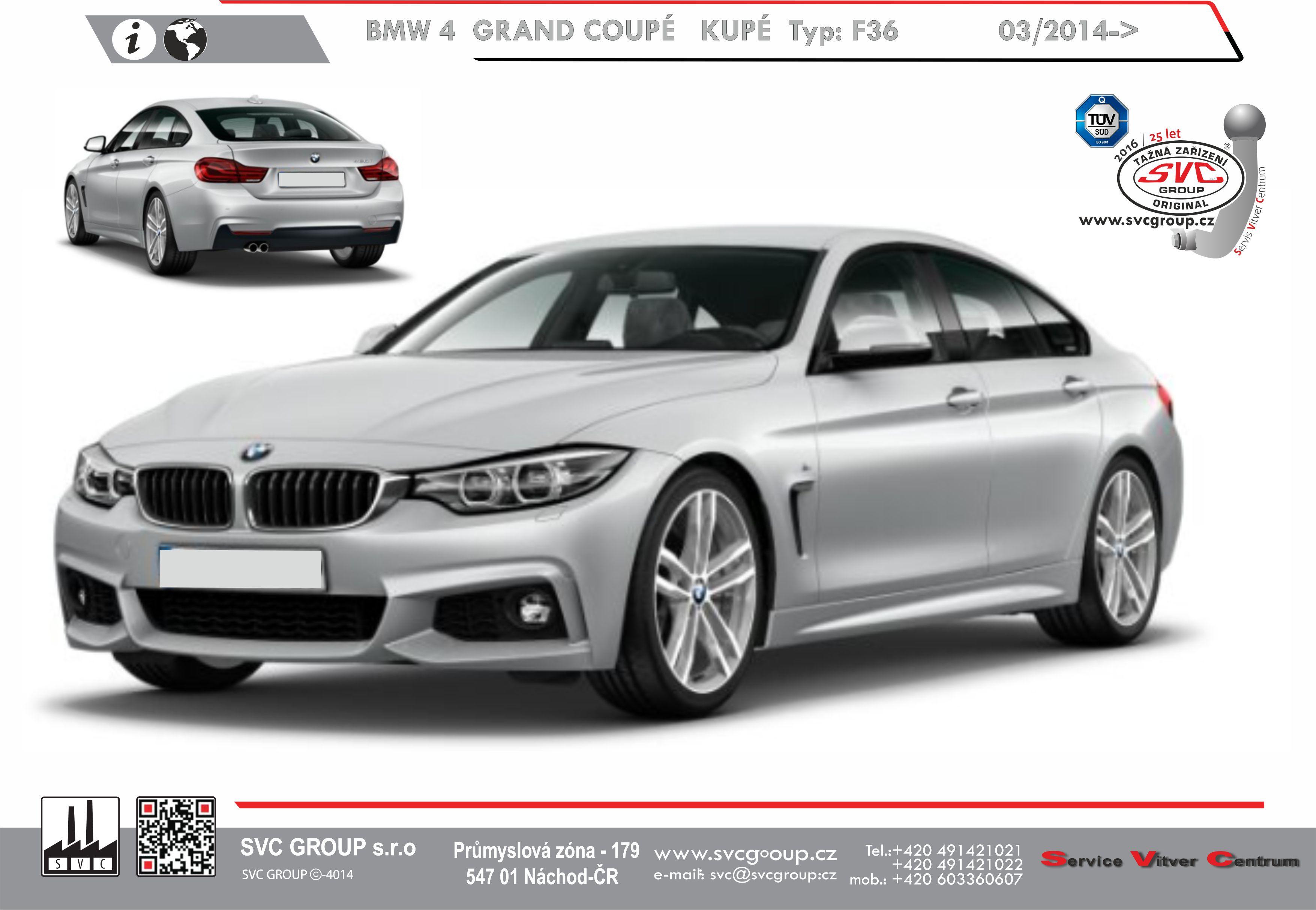 BMW 4 Série Grand Kupé
