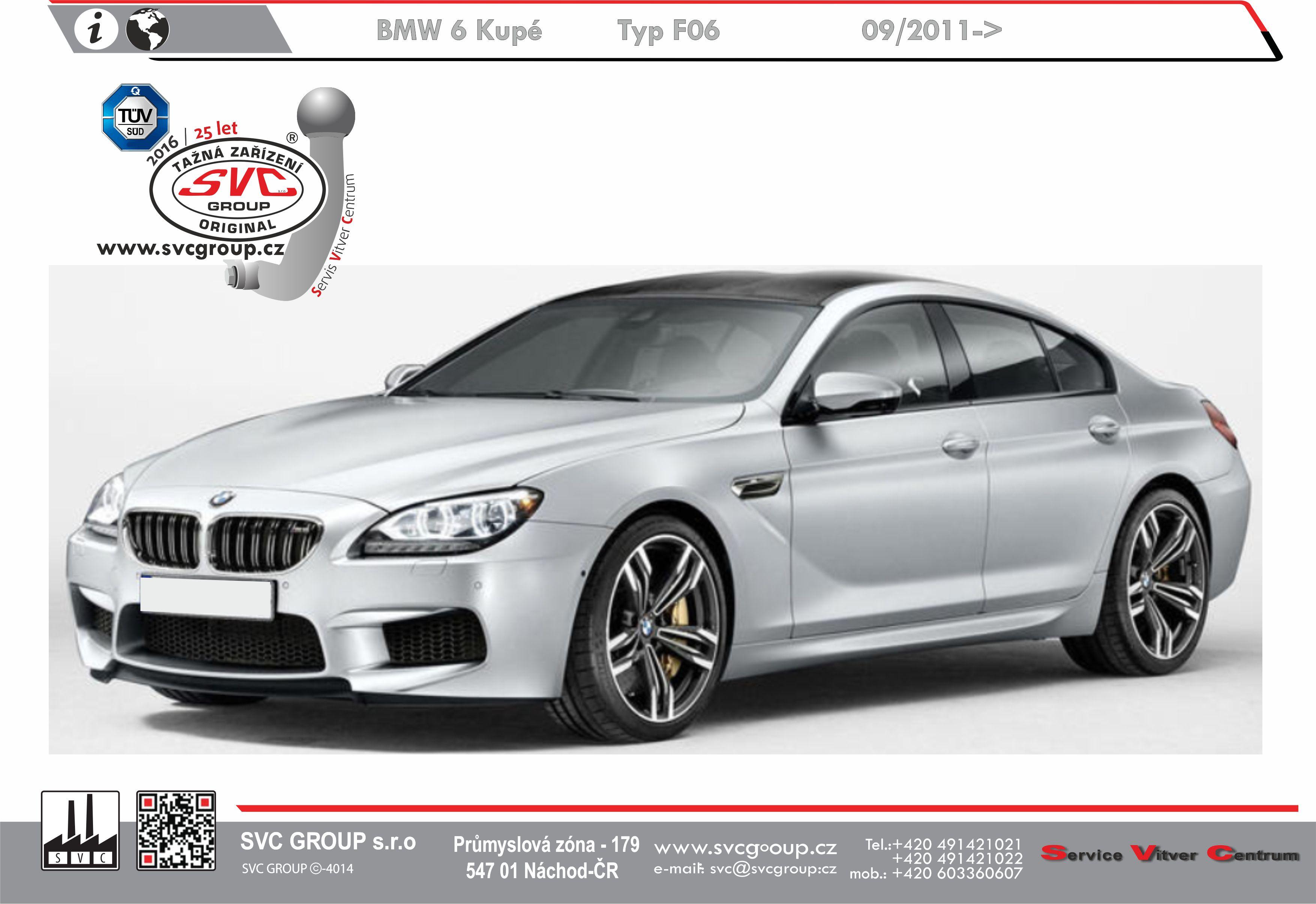 BMW 6 Série Grand Kupé