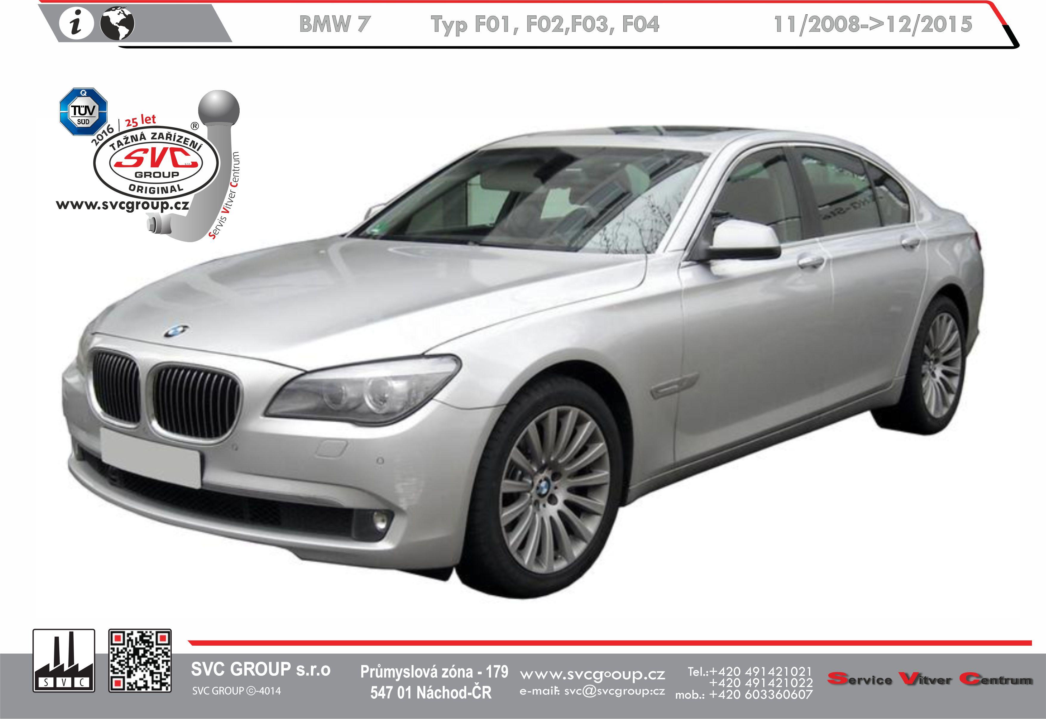 BMW 7 Série