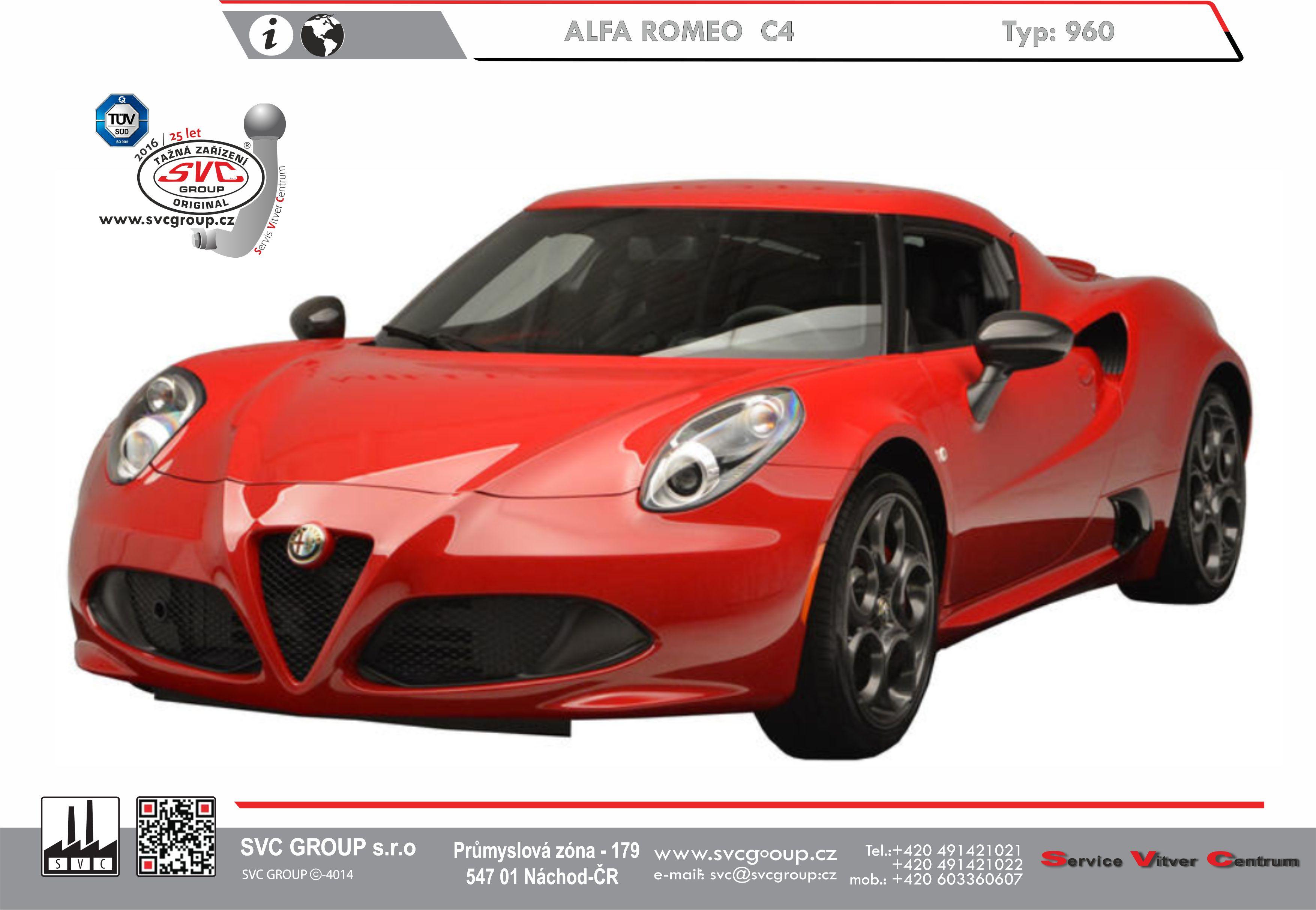 Alfa Romeo C 4